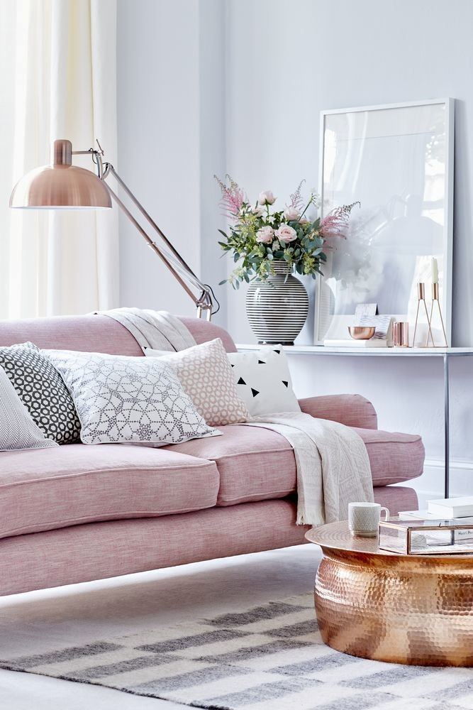 Pastel Tones Inspired Home Interiors That You Need To See | Your home needs a boost and we're here to help you with that! #interiordesign #sideboards #homeinteriors #designlovers