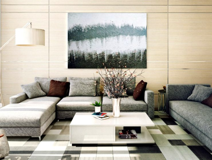 20 Pinterest Inspirations For Your Living Room Decor | You should decor it according to your taste and personality because you'll for sure spend a lot of time there. Living Room. #livingroomdecor #interiordesign