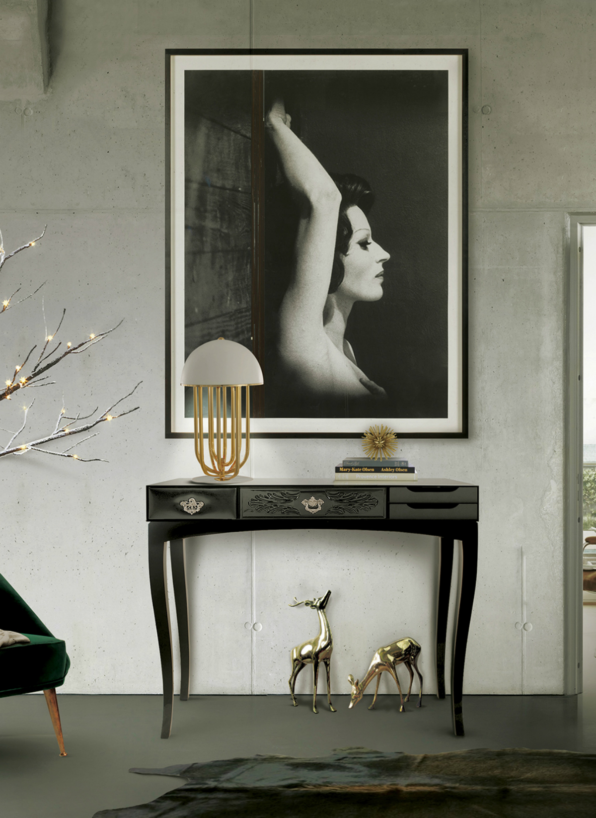 Top 5 Luxury Living Room Consoles By Boca do Lobo