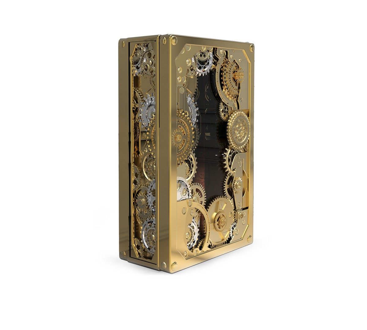 Dazzling Luxury Safes By Boca Do Lobo luxury safes Dazzling Luxury Safes By Boca Do Lobo baron2