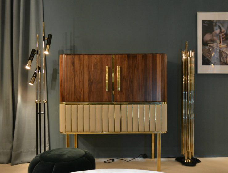 The Hepburn Cabinet: A Magnificent Mid-century Design