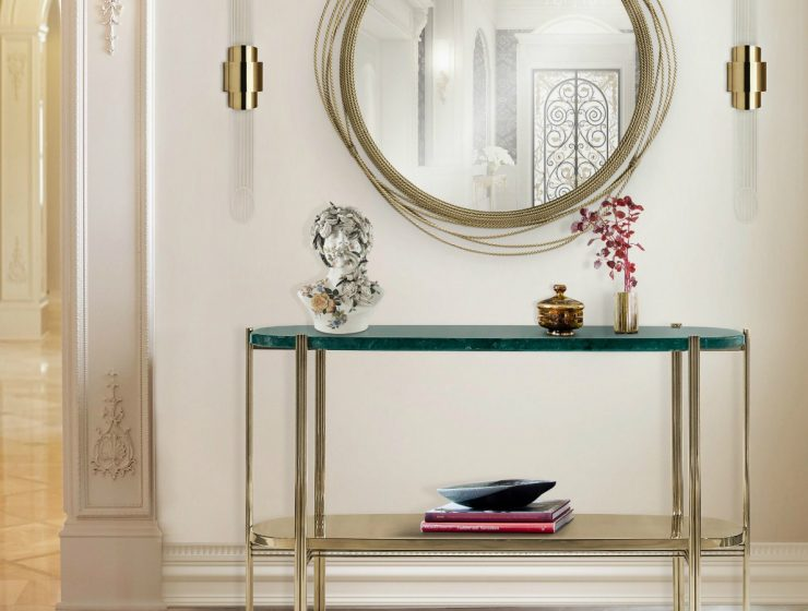 Console Tables You Will Find at Covet NYC