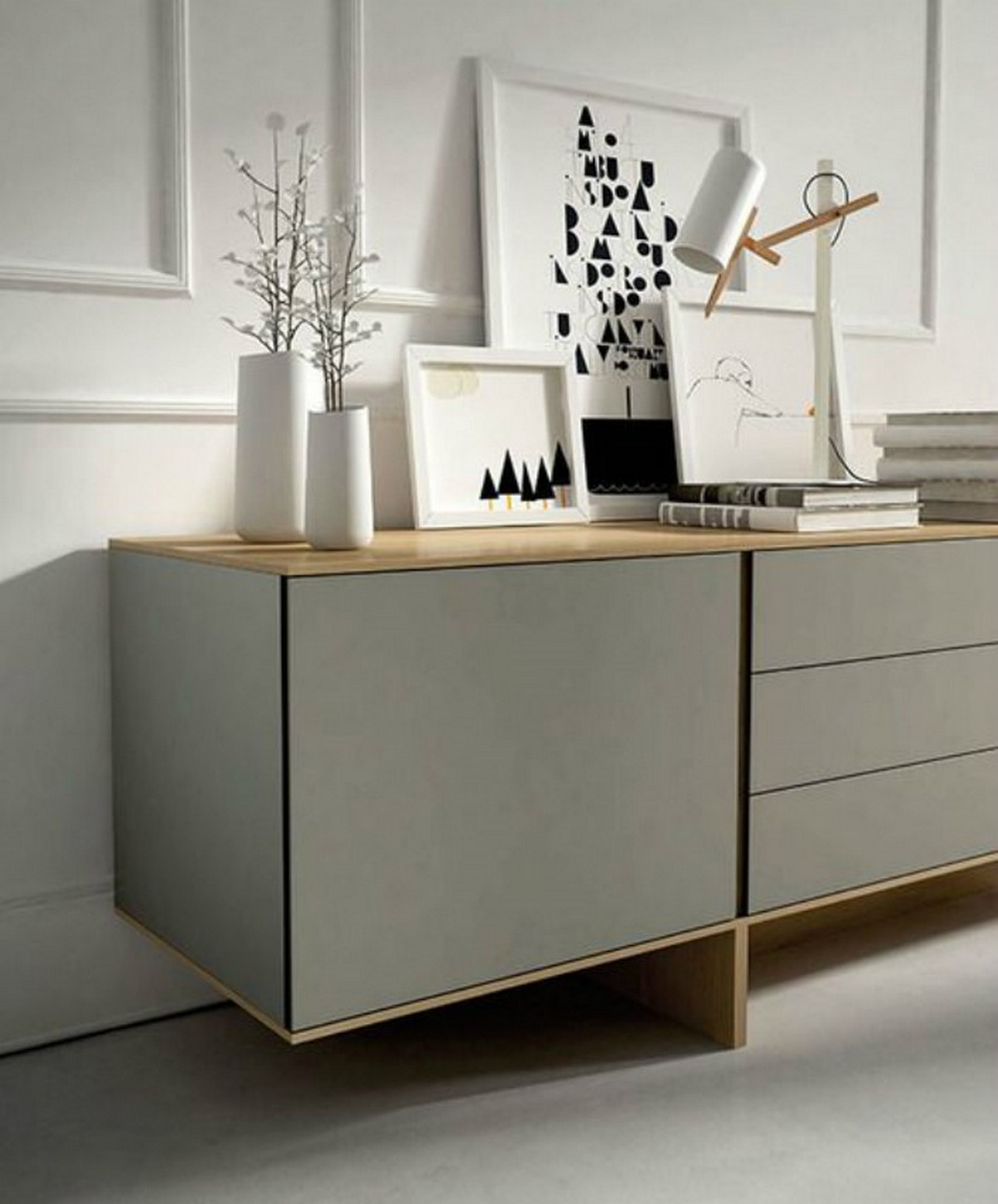 5 Ways to Style Your Room With A Mesmerizing Sideboard   Contemporary design is all about searching for more than a specific detail for a room, it looks for the entire environment. #sideboardsandbuffets #sideboardsdesign #buffetsdesign #sideboards #homedesign
