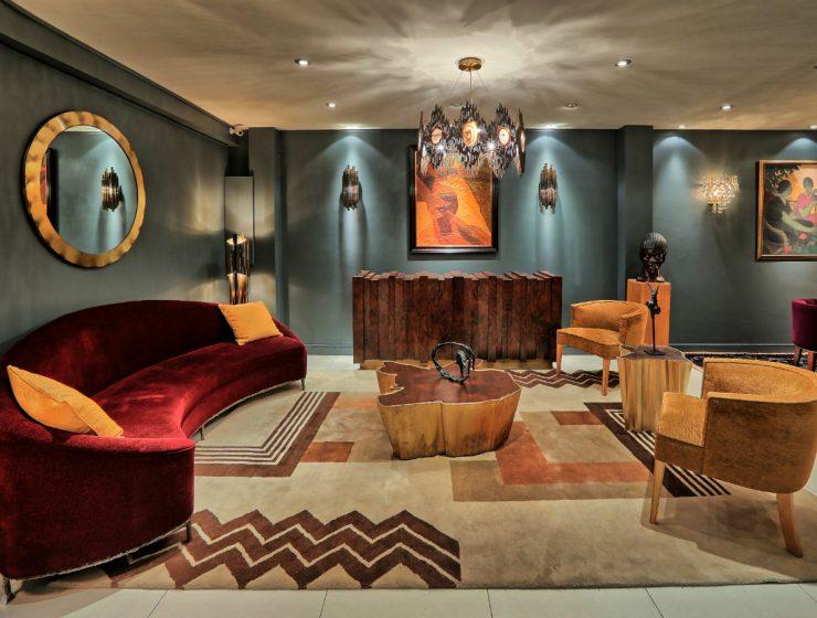 COVET PARIS, The Fascinating Interior Design Showroom