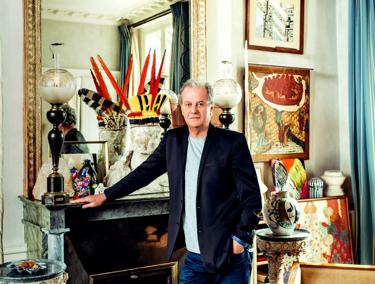 Discover the Incredible Work From Jacques Grange | He is one the greatest interior designers of nowadays. His work is recognized for his perfect sense of style. #interiordesign #interiordesigners #homeinteriors