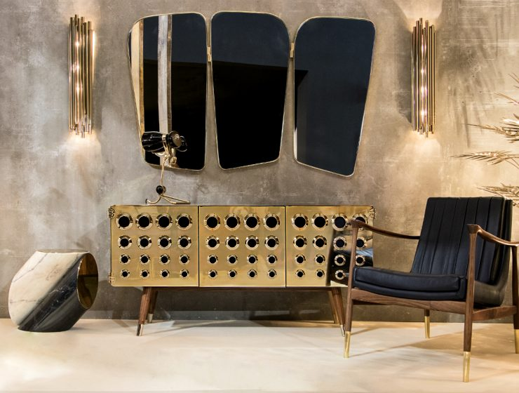 James Bond Lovers We've The Sideboard For You | If you're a big fan of James Bond movies and you're looking for a unique and elegant piece to complete your home decor. #interiordesign #deisgnideas #homedecor #decoration #sideboards #sideboarddesign
