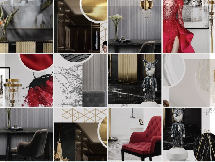 The Trendiest 2018 Colors in the Luxury World by Luxxu | 2017 is about to wrap up and with a new year, new trends arrive into the luxury world. Color trends for this upcoming year are based on vibrant colors. #colortrends #2018trends #sideboardsandbuffets #trends #interiordesign