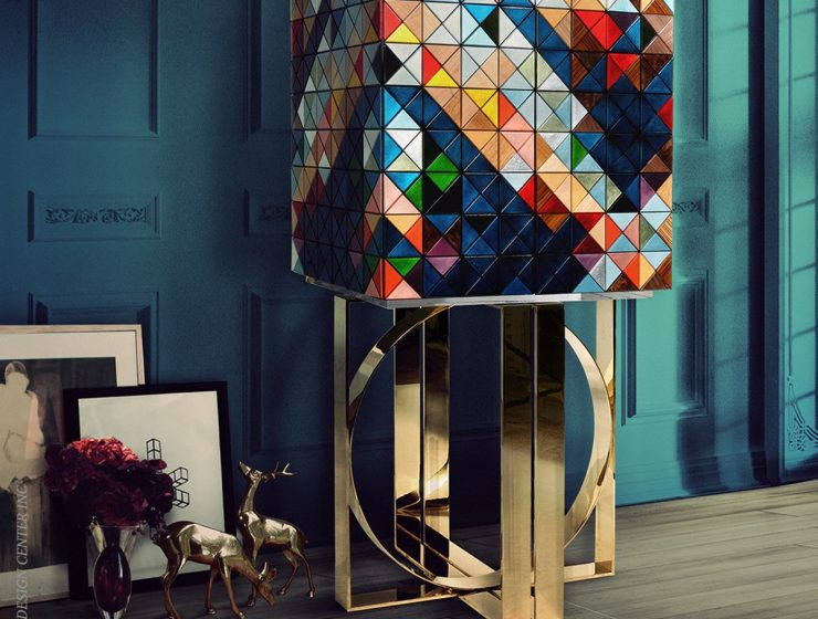 The Pixel Cabinet: A Rainbow Of Luxury