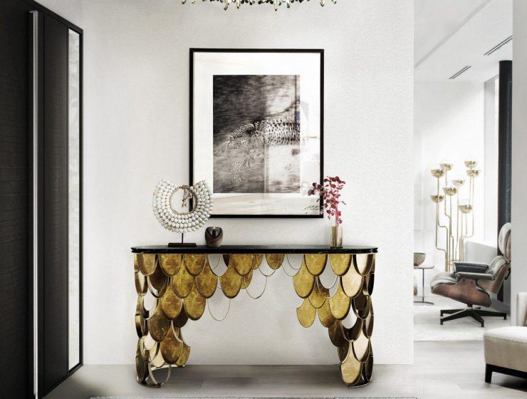 When Modern Interiors Mean A Brabbu Console: Here's Koi