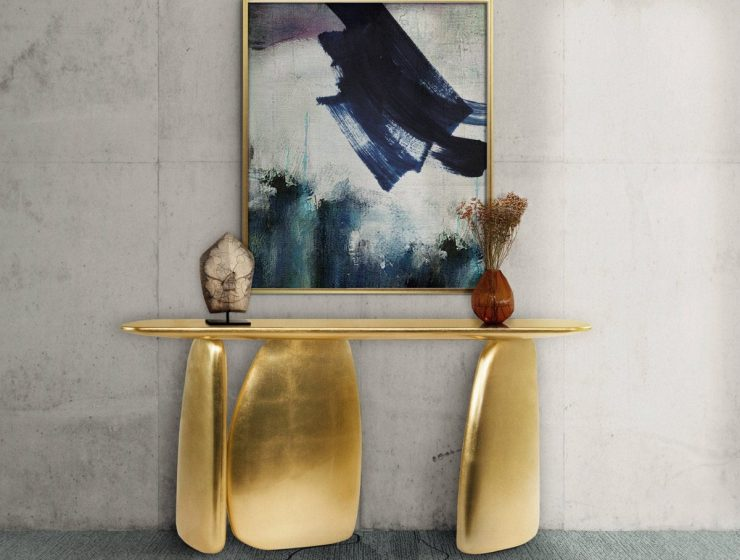 The Ardara Console: Nature, Craftsmanship and Luxury
