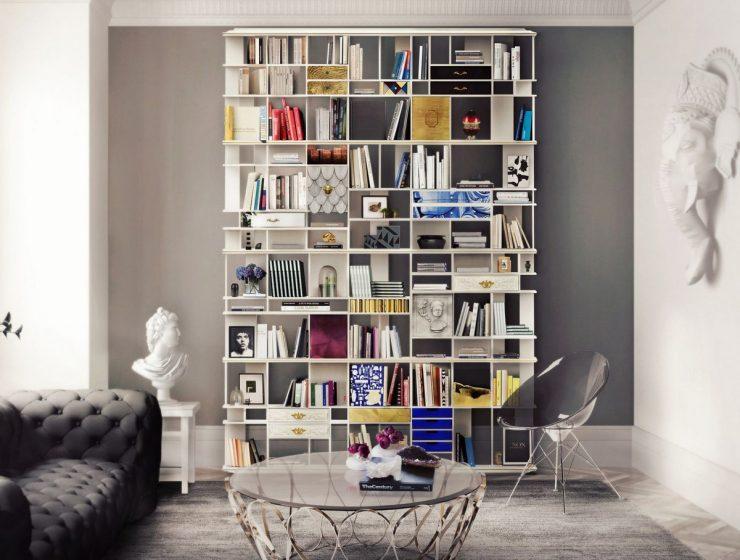 Bookcase of Art: The Coleccionista by Boca do Lobo