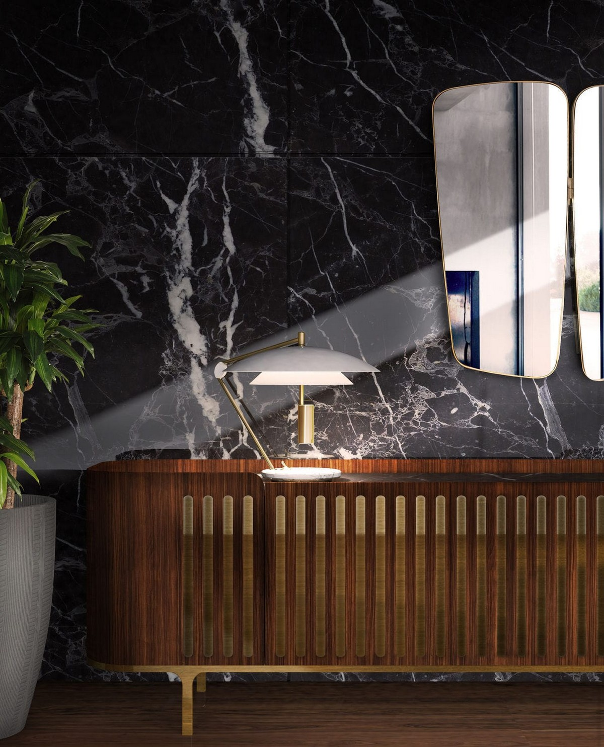 Mid-century Pleasures: Top 5 Sideboards by Essential Home