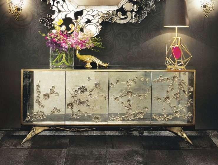 Spellbound By Koket: A Mystical Cabinet For A Supreme Living Room