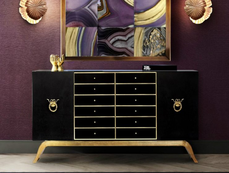 The Sinful Cabinet: A Modern Home Decor Classic