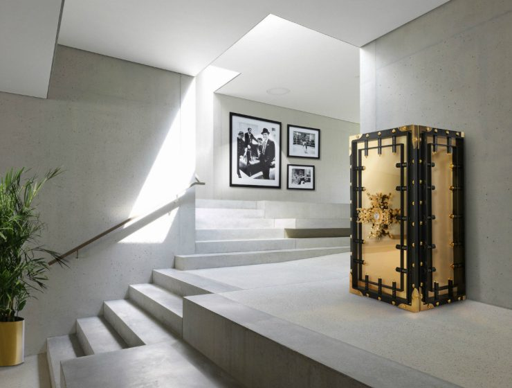 Exclusive Design: Top Luxury Safes by Boca do Lobo