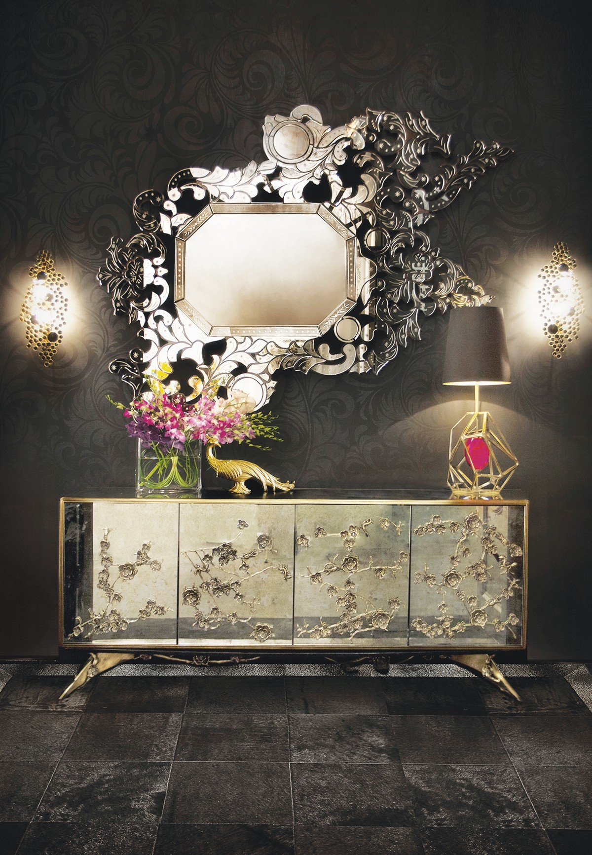 Inspiring Sideboard Ambiances You Will Love (Part II)