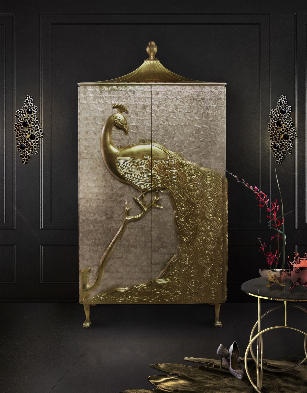 Camilia by Koket: A Unique, Awe-Inspiring Armoire Design