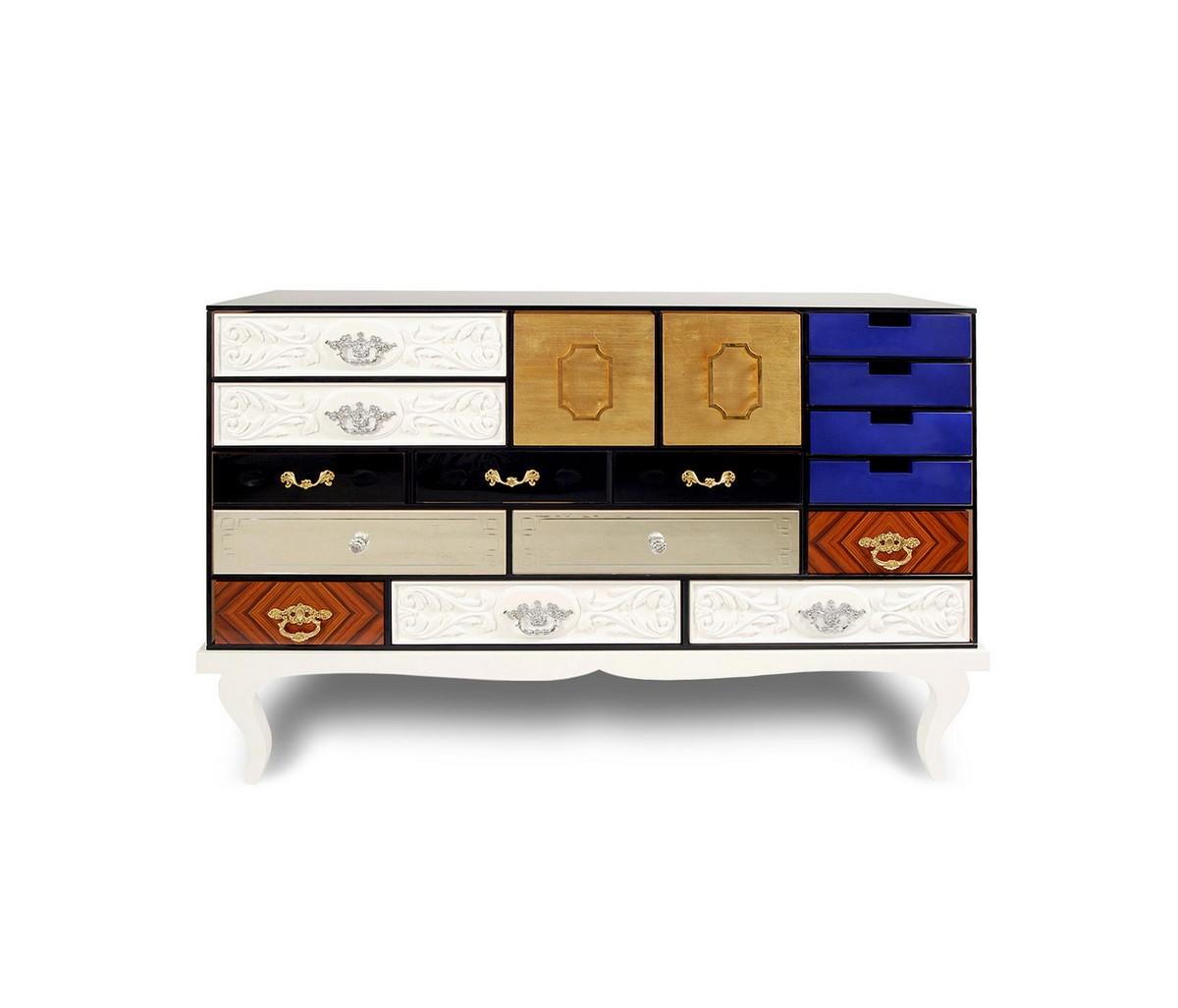 Bespoke Modern Classic Sideboard Designs