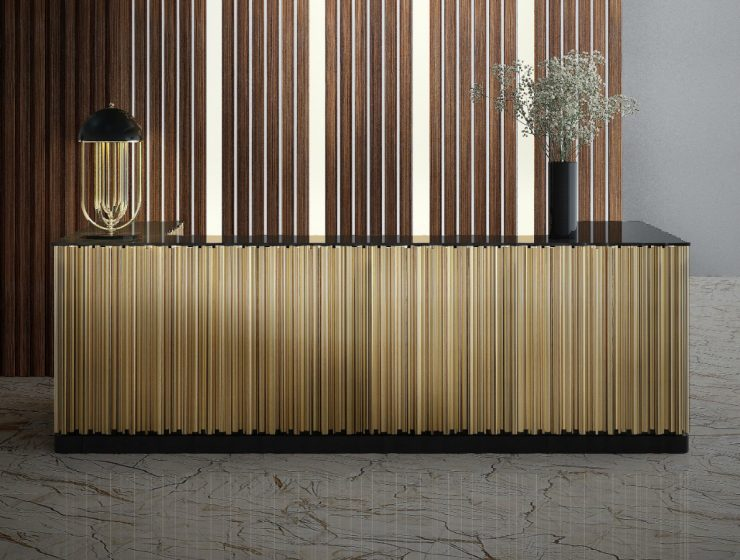 The Symphony Sideboard: Luxury Design with a Musical Touch