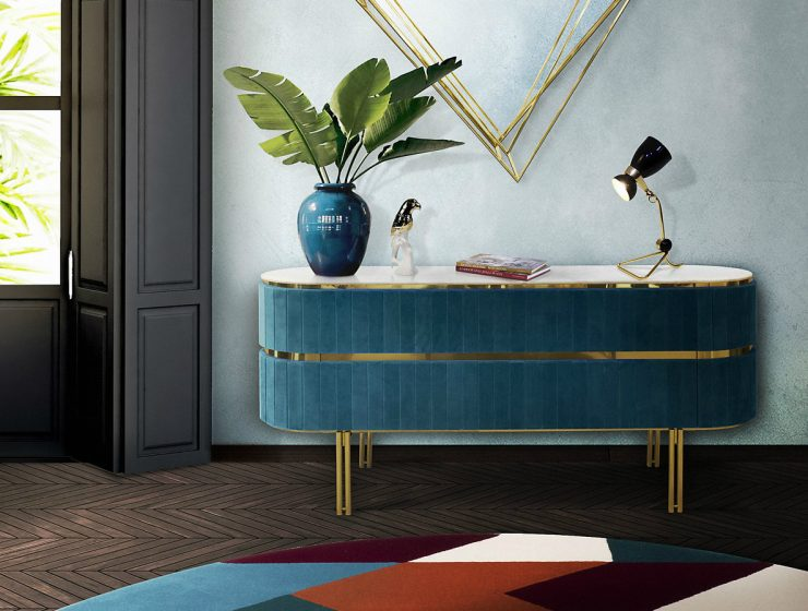 Inspiring Sideboard Ambiances You Will Love (Part IV)