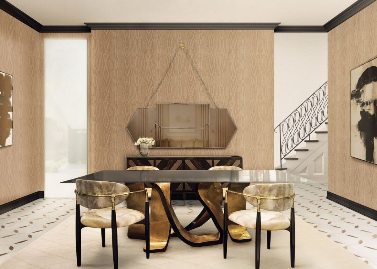 Modern Mirrors To Match Your Living Room Sideboard Part Iii