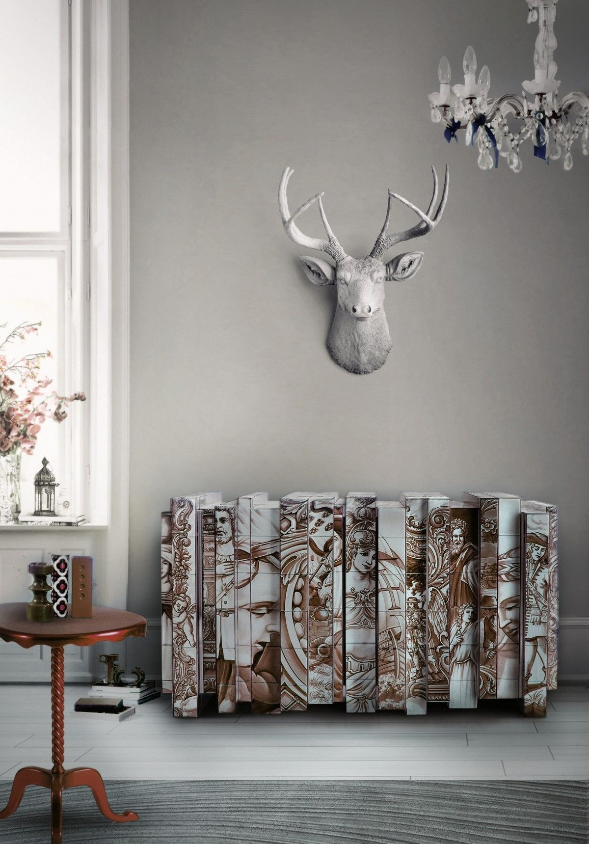 MO19: Inspiring Sideboards and Cabinets at Covet House