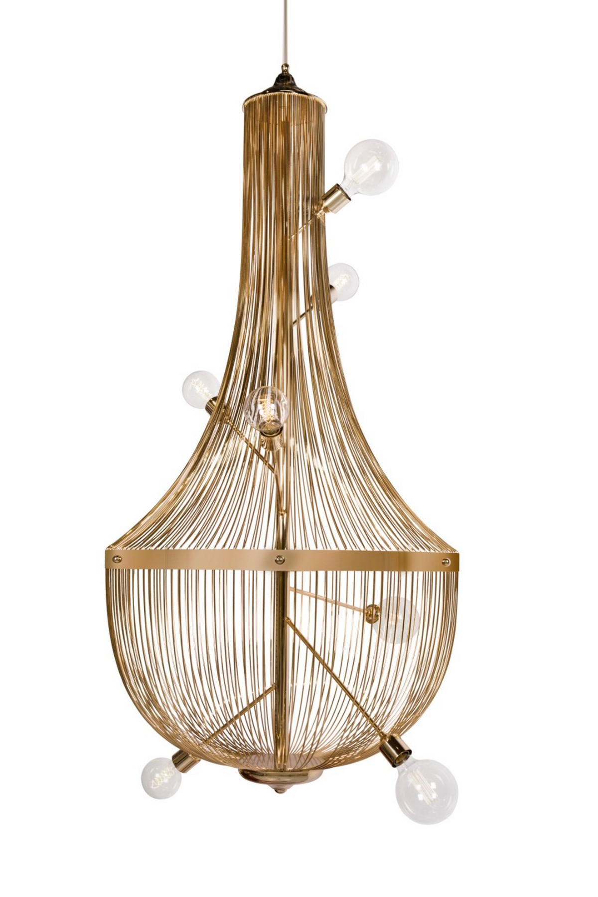 maison et objet 2019 Find The Best Living Room Designs At Maison et Objet 2019 chandelier2