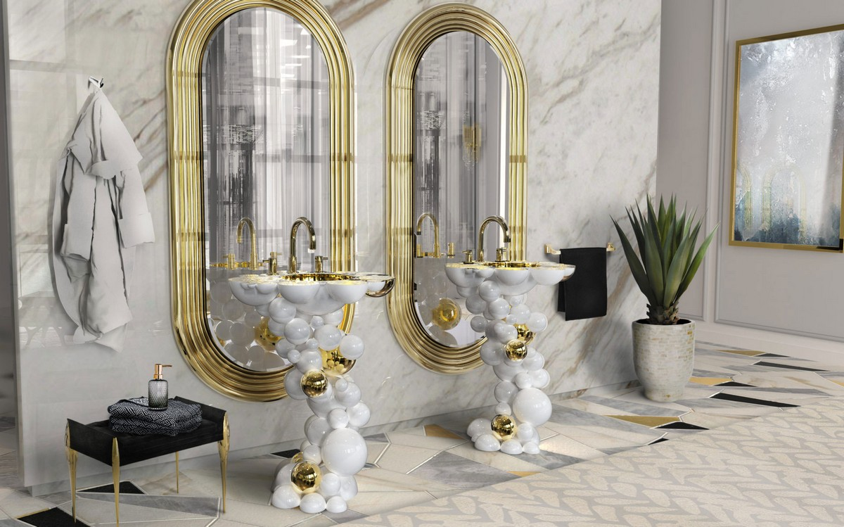 Maison et Objet 2019 Maison et Objet 2019: Luxury Mirror Designs by Covet House colosseum