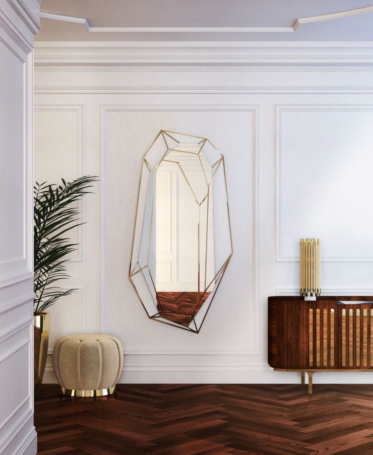 Maison et Objet 2019 Maison et Objet 2019: Luxury Mirror Designs by Covet House diamond2