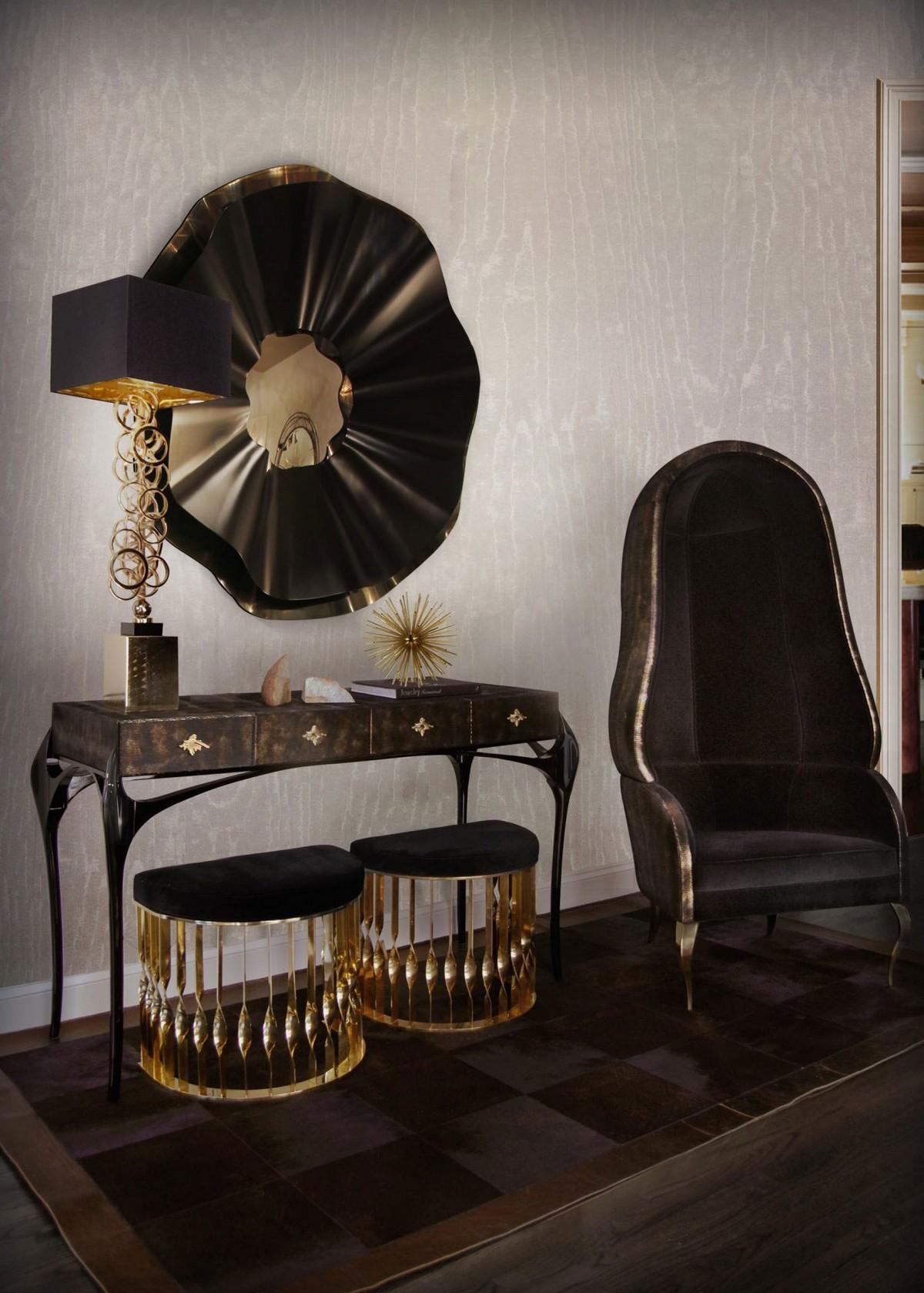 Maison et Objet 2019 Maison et Objet 2019: Luxury Mirror Designs by Covet House reve2