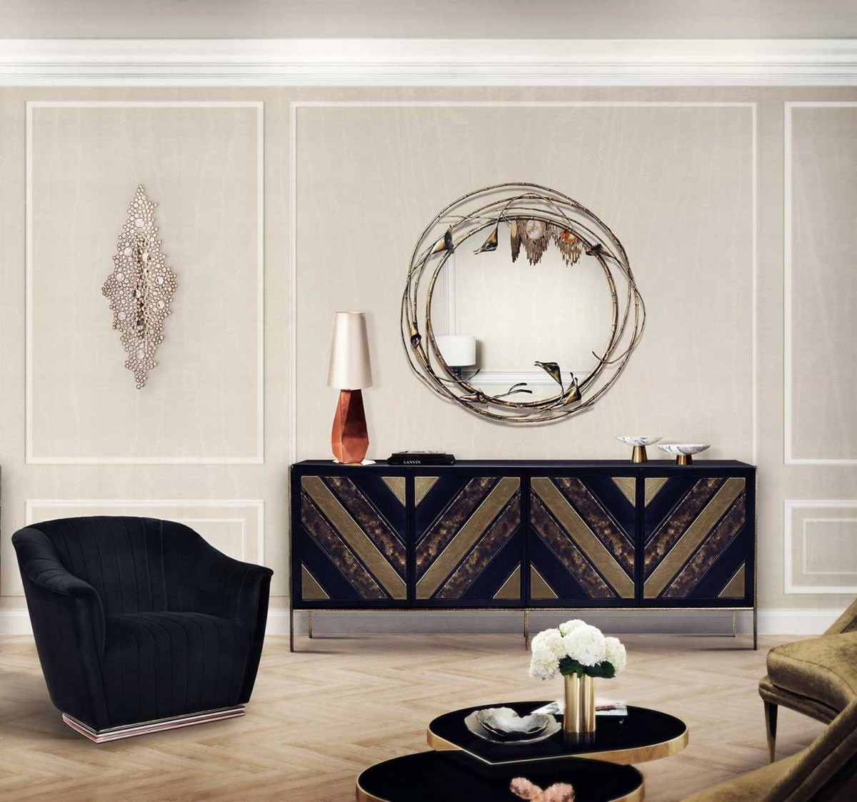 Maison et Objet 2019 Maison et Objet 2019: Luxury Mirror Designs by Covet House stella2