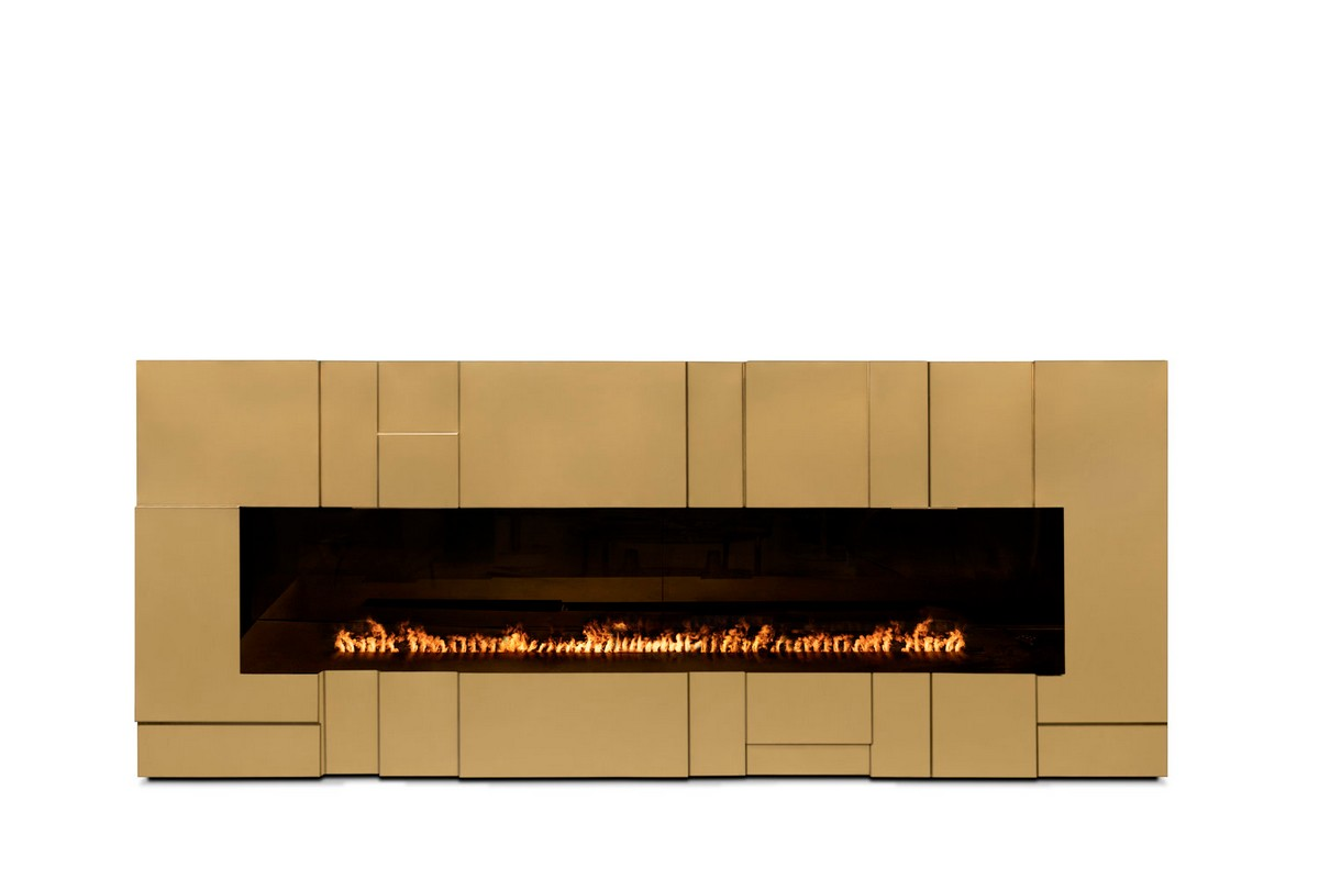 Modern Fireplaces For Your Modern Living Room