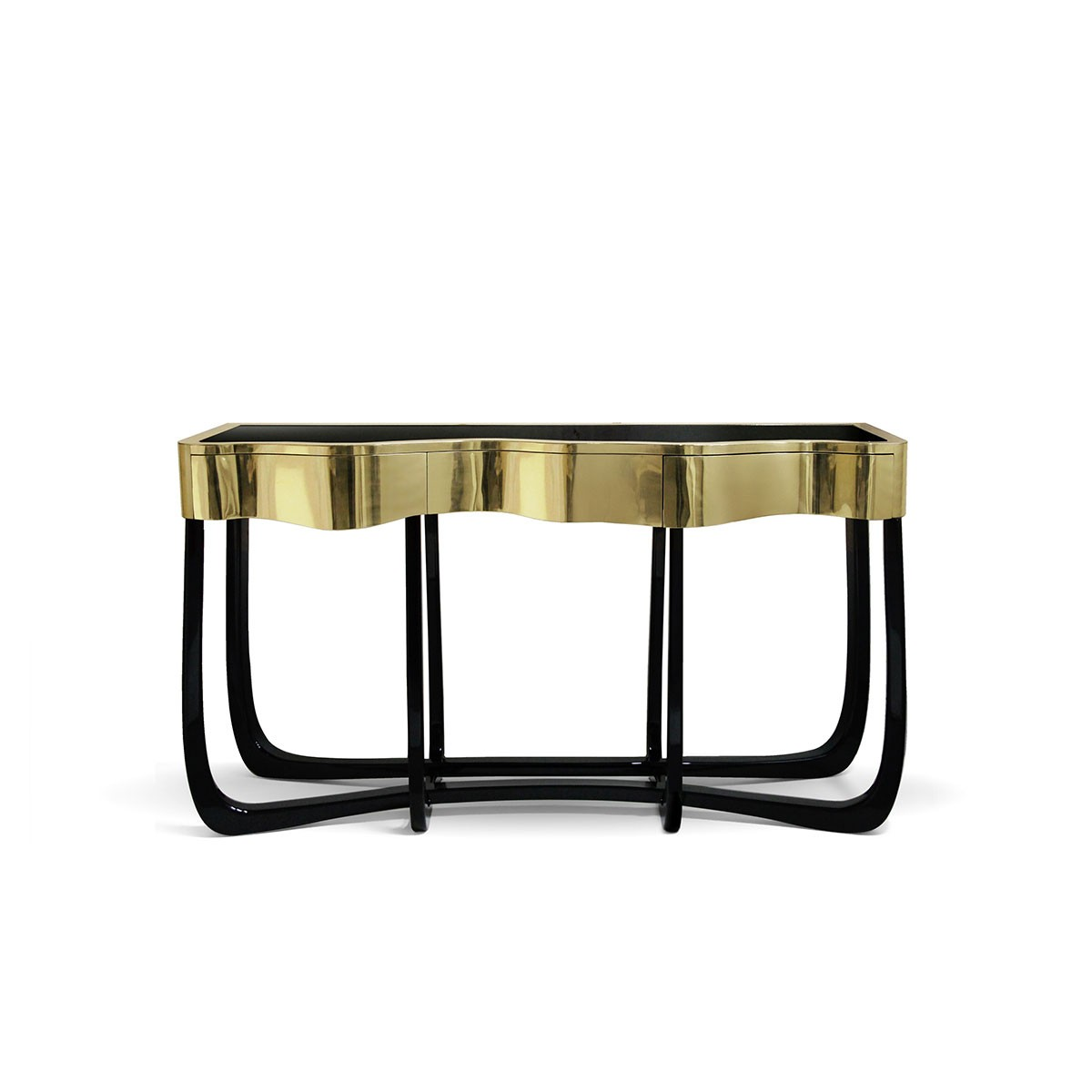 trendy console tables Trendy Console Tables For 2019 (Part II) sinuous