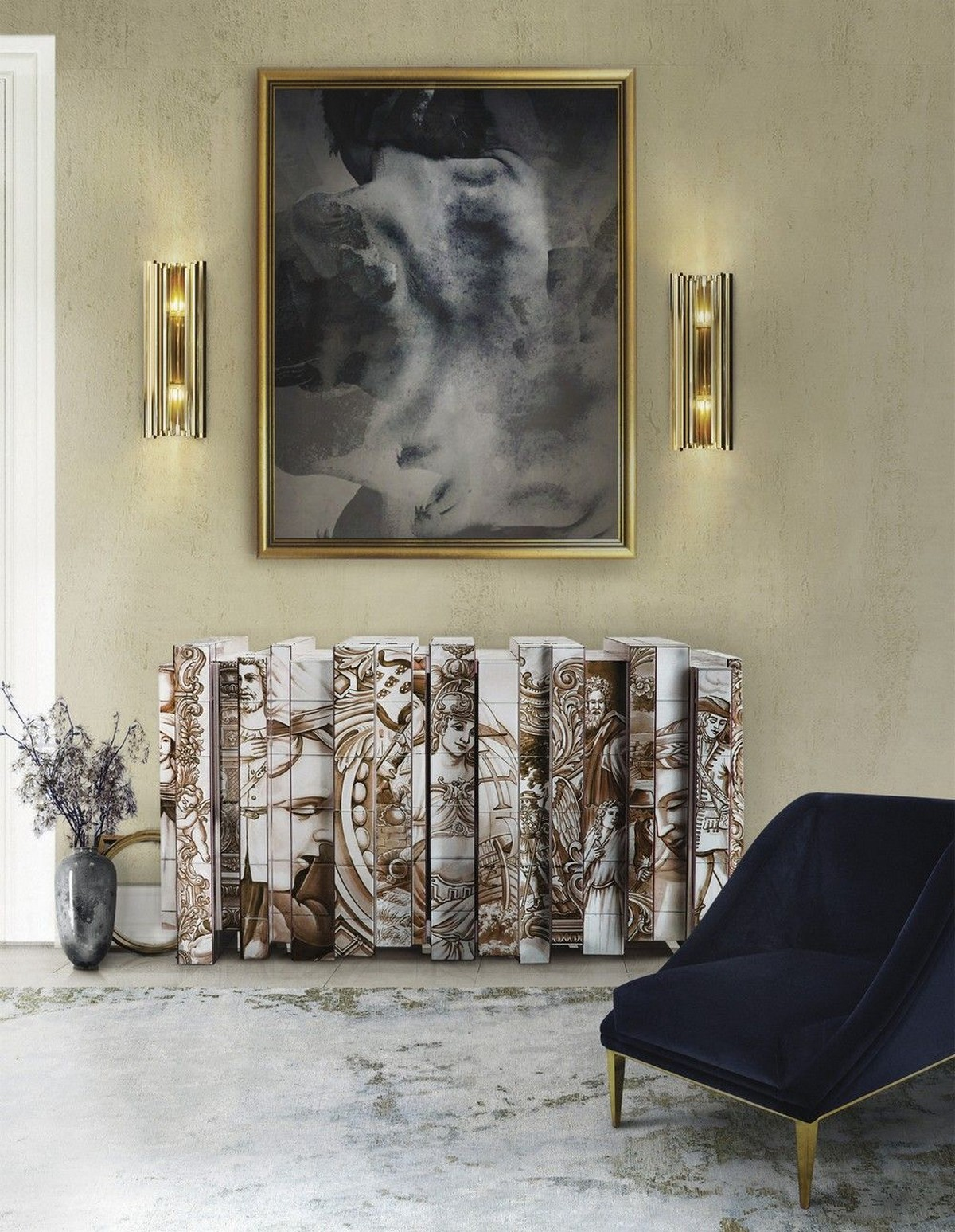 Covet House: Top Sideboards and Cabinets at Salone del Mobile Milano