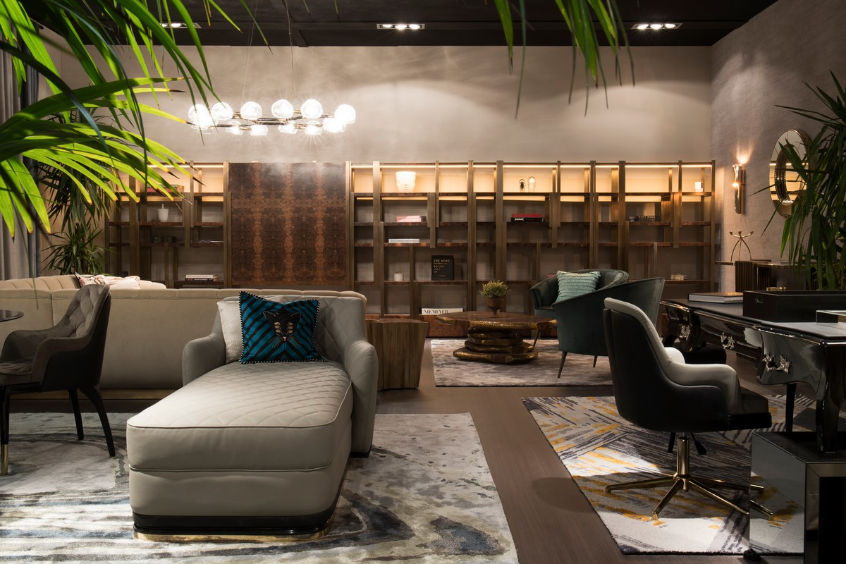 Salone del Mobile Milano: The Best Living Room Sets