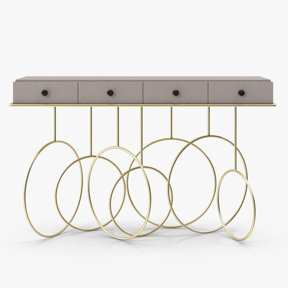 Modern Classic Console Tables For Your Living Room