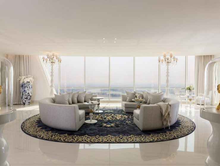 Inspiration Is Coming #3: Projects by Top Interior Designers