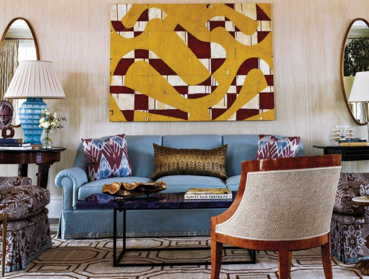 Living Room Projects by Bunny Williams