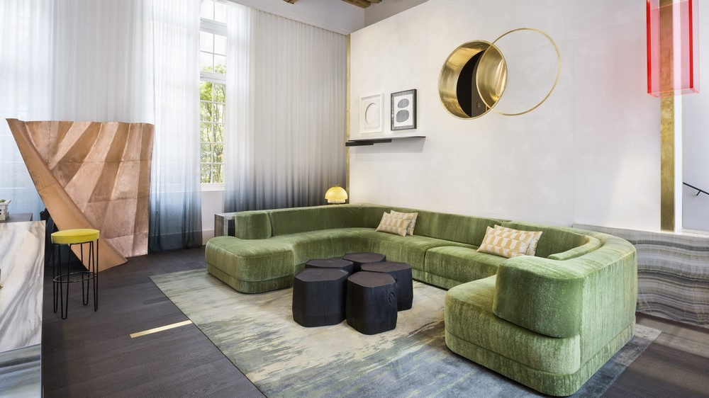 Charles Zana: Curated Living Room Stories