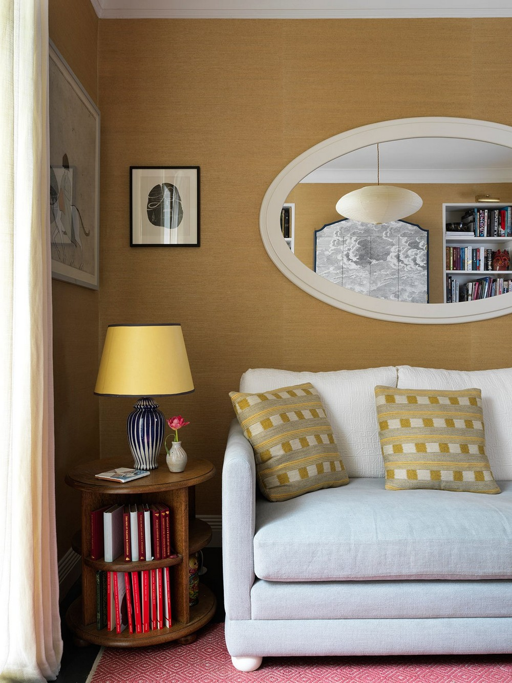 Living Room Projects by Beata Heuman