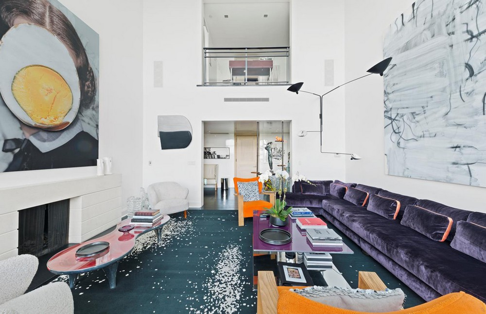 Living Room Projects by Peter Marino