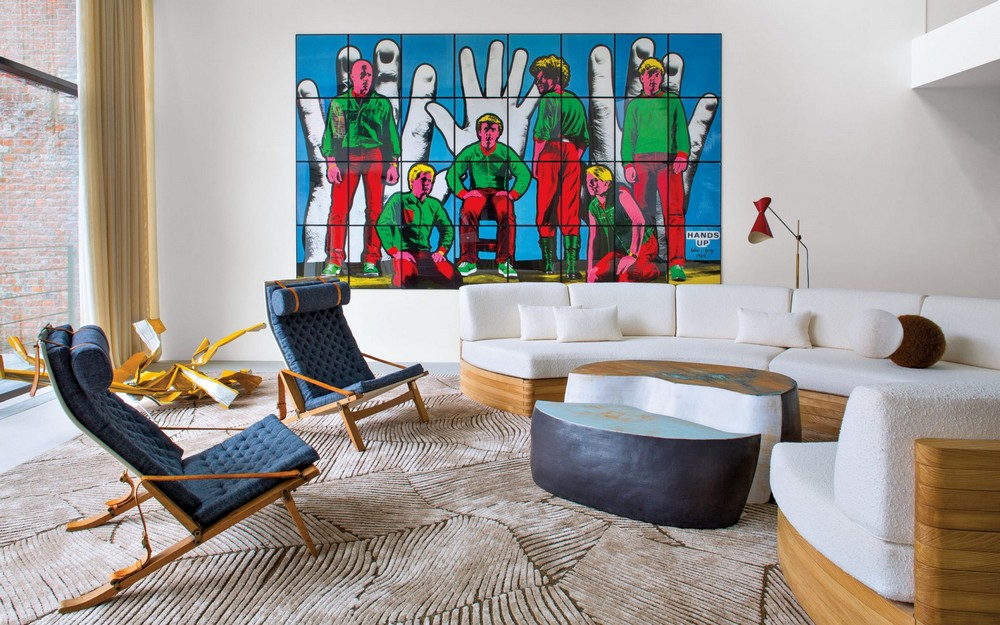 Living Room Projects by Pierre Yovanovitch