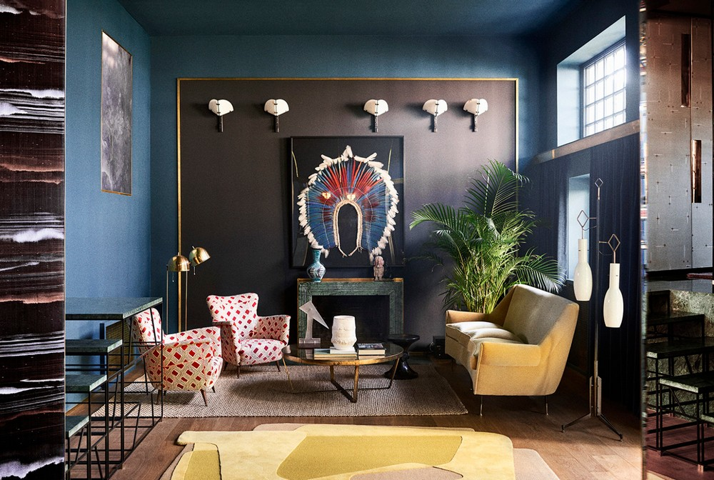 Living Room Projects by DIMORESTUDIO