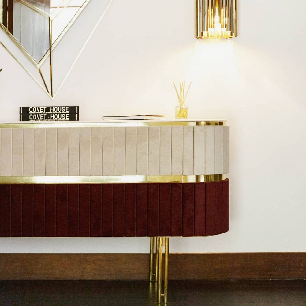 Amazing Living Room Sideboards To Discover at Covet Valley