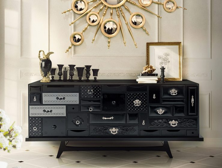Magnificent Living Room Furniture at Covet London