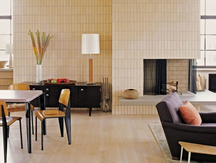 Mutted Palettes, Warm Modernism: Living Rooms by Aero Studios