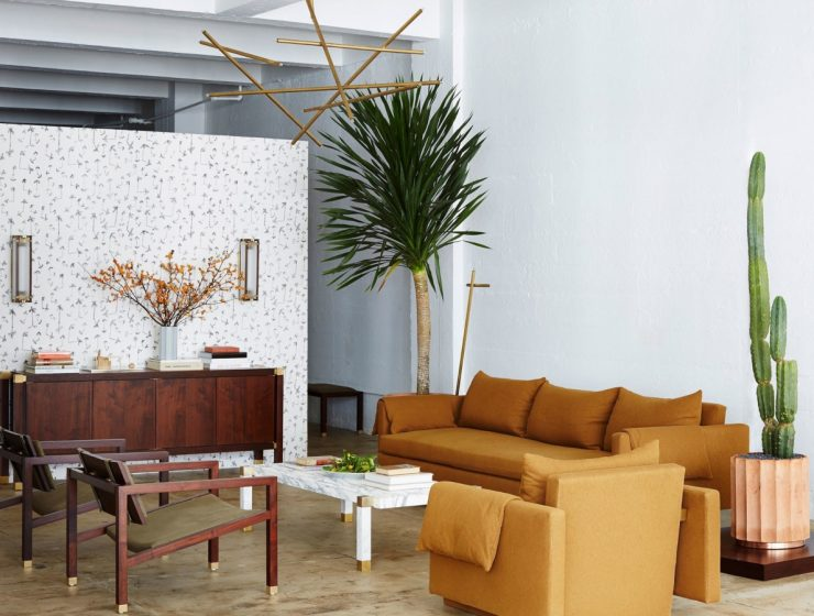 Exquisite Living Room Designs by Billy Cotton