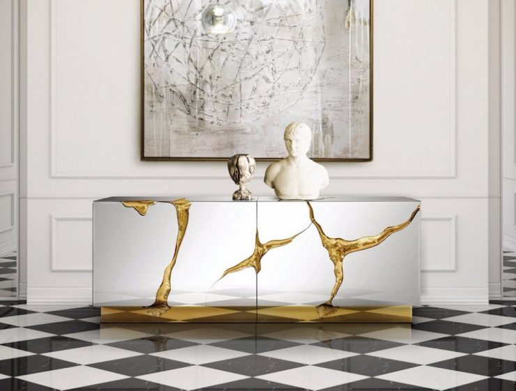 Art Furniture: Aesthetic Sideboards To Revamp Your Living Room