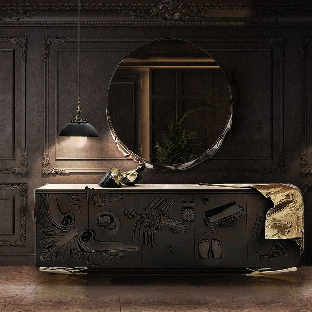 Incognito Sideboard: Discover Boca do Lobo's New Art Furniture Piece