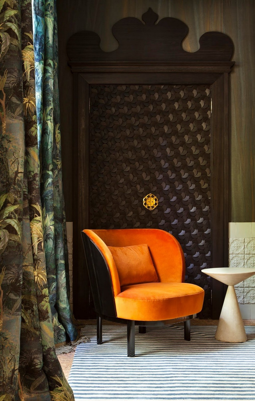 Pepe Leal: Statement Furniture, Eclectic Ideas and Charming Interiors